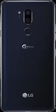 Achterkant lg g7 black