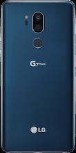 Achterkant LG G7 Blue