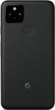 Achterkant google pixel 5 dual sim zwart