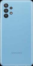 Achterkant samsung galaxy a32 5g blauw