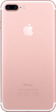 Achterkant iphone 7 plus rose gold