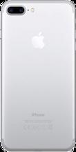 Achterkant iphone 7 plus silver