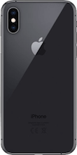 Achterkant iphone xs space gray
