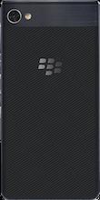 Achterkant blackberry motion black