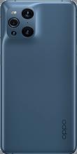 Achterkant oppo find x3 pro dual sim blauw