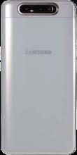 Achterkant samsung galaxy a80 dual sim zilver