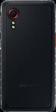 Achterkant samsung galaxy xcover 5 dual sim zwart
