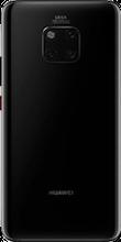 Achterkant huawei mate 20 pro dual sim zwart
