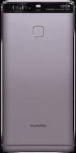 Achterkant Huawei p9 zilver