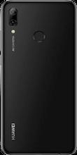 Achterkant huawei p smart 2019 dual sim zwart