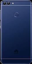 Achterkant p smart blue