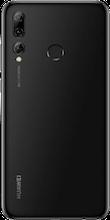 Achterkant huawei p smart plus 2019 dual sim zwart
