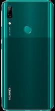 Achterkant huawei p smart z dual sim groen