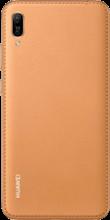 Achterkant huawei y6 2019 dual sim bruin