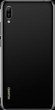 Achterkant huawei y6 2019 dual sim zwart