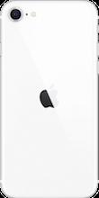 Achterkant apple iphone se 2020 refurbished wit