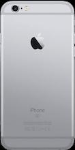 Iphone 6s Gray achterkant