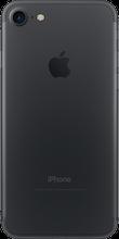 iPhone 7 zwart achterkant