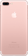 iPhone 7 rose achterkant