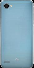 Achterkant lg q6 alpha dual sim platinum