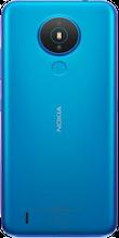Achterkant nokia 1 4 dual sim blauw
