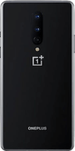 Achterkant oneplus 8 dual sim zwart