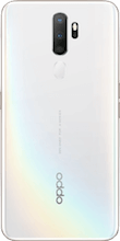 Achterkant OPPO A5 2020 dual sim wit