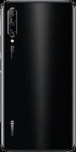 Achterkant huawei p smart pro dual sim zwart