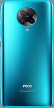 Achterkant xiaomi poco f2 pro dual sim blauw