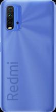 Achterkant xiaomi redmi 9t dual sim blauw