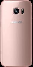 s7 edge roze achterkant