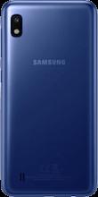 Achterkant samsung galaxy a10 dual sim blauw