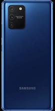 Achterkant samsung galaxy s10 lite dual sim blauw