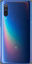 Achterkant xiaomi mi 9 dual sim blauw