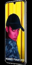 Zijkant huawei p smart 2019 dual sim zwart