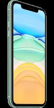 Zijkant apple iphone 11 green