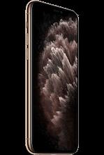 Zijkant apple iphone 11 pro gold