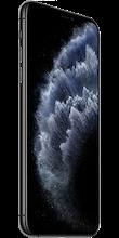 Zijkant apple iphone 11 pro max space gray