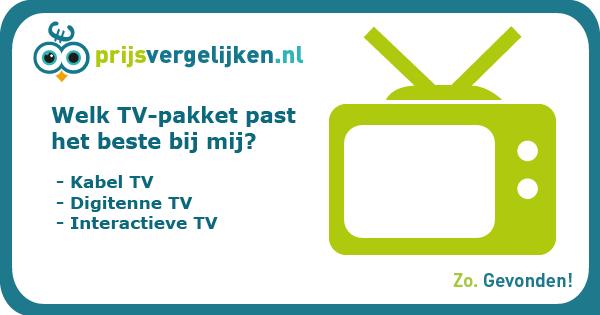 Keuze tv pakketten