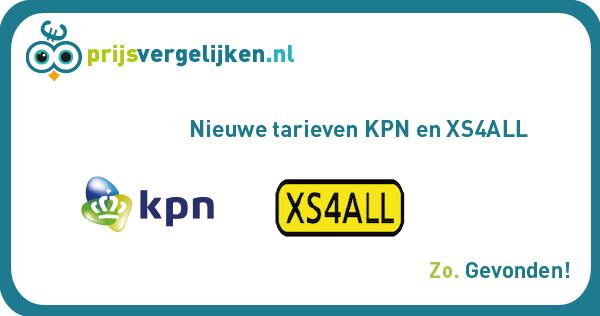 Tarieven KPN XS4All-01