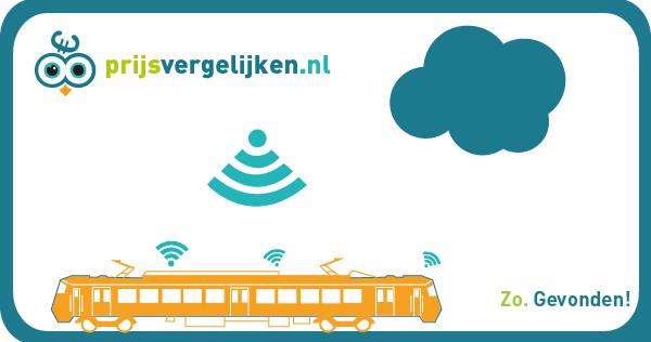 Wifi in de trein