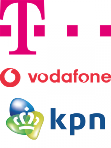 mobile providers netherlands