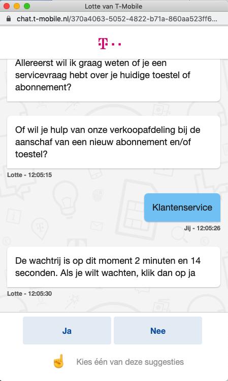 screenshot 2 chat met t-mobile